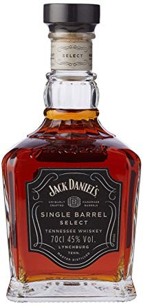 Jack Daniels Single Barrel 45% 0,7l