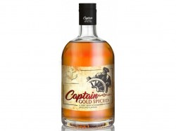 Rum Captain Gold Spiced 35% 0,7l /UB/