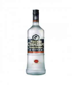 Russian Standart vodka 40% 1l